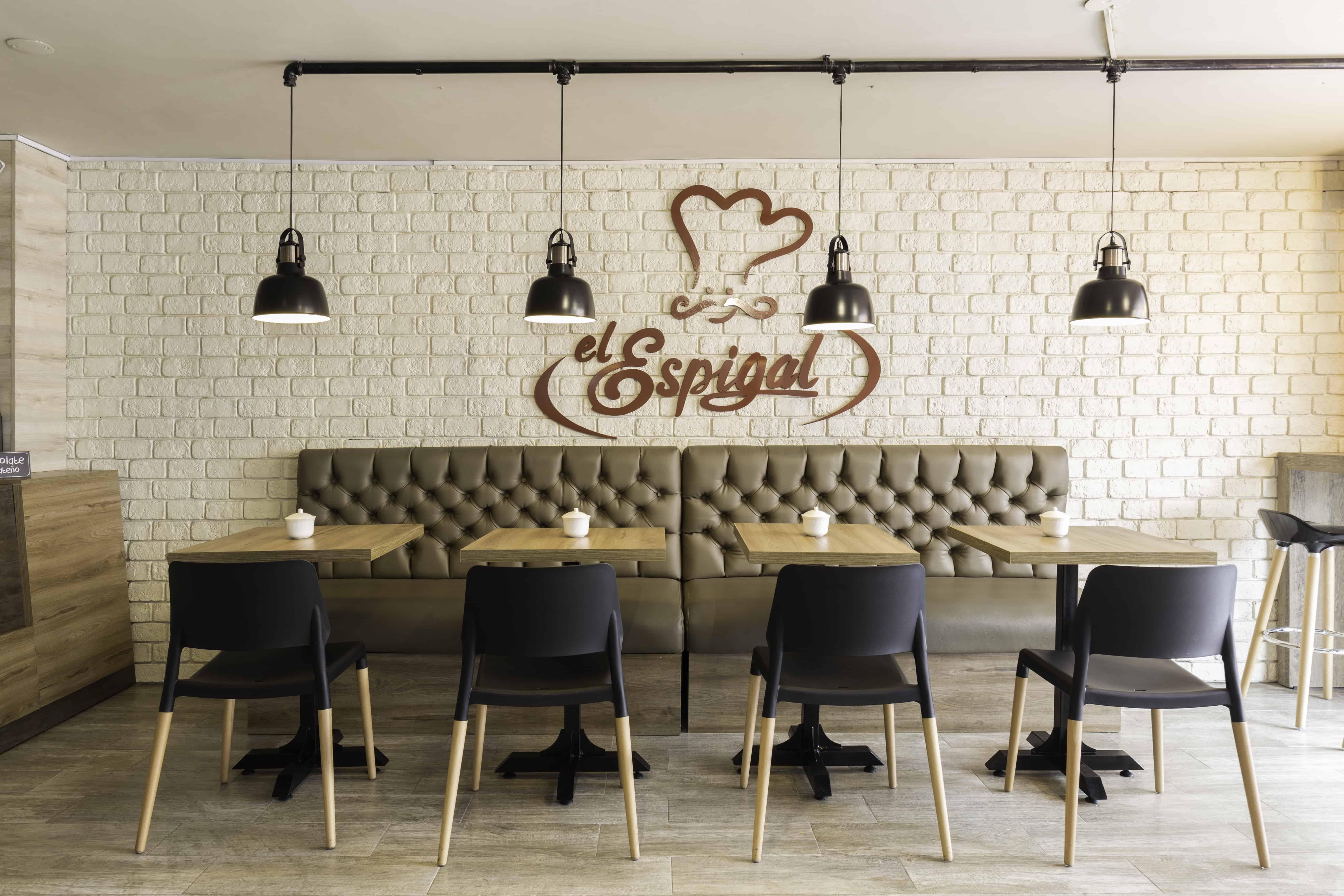 Detalle | El espigal Cafetería